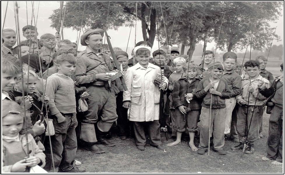 Green Lake Fishing Derby—1943